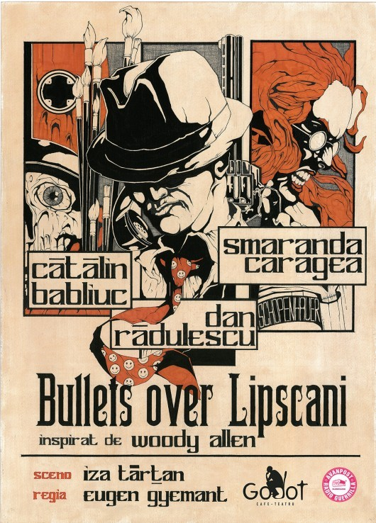 Bilete la Bullets over Lipscani
